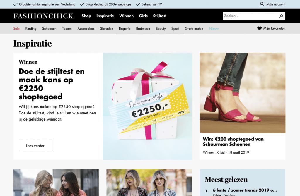 Fashionchick affiliate